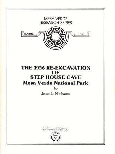 Mesa Verde: Mesa Verde Museum Association, 1981. Paperback. Very good. 33pp. Very good in publisher'...