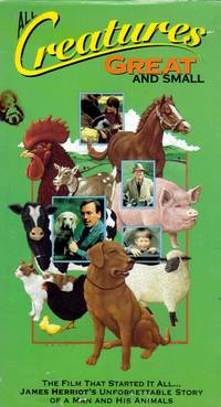 All Creatures Great & Small [VHS]