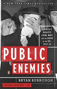 Public Enemies : America's Greatest Crime Wave and the Birth of the Fbi, 1933-34 by Bryan Burrough