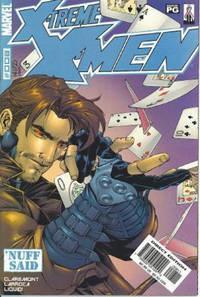 X-TREME X-MEN 'NUFF SAID, VOLUME 1, NO. 8 FEBRUARY 2002