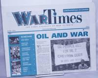War Times, 2002, Jun The First Casaulty of War is Truth