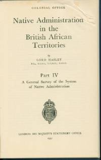 Survey of Central African Seaports and Air Routes, 1941