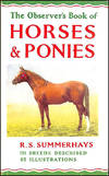 image of The observer's book of horses and ponies: Describing one hundred and eleven breeds and varieties (Observer's pocket series)