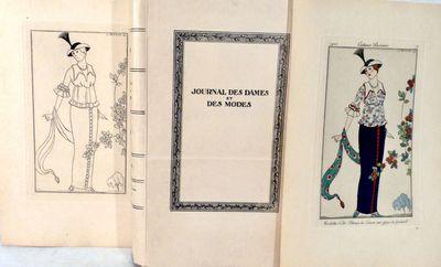 Journal Des Dames Et Des Modes; 1912...