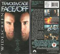 Face/Off (Widescreen Edition) [VHS]