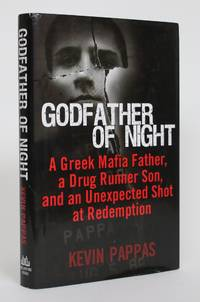image of Godfather of Night: A Greek Mafia Father, a Drug Runner Son, and an Unexpected Shot at Redemption