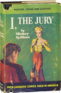 image of I, the Jury (First UK Edition)
