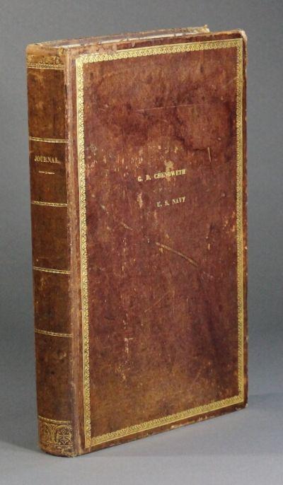 "Midshipman's manuscript ""Journal of a..."
