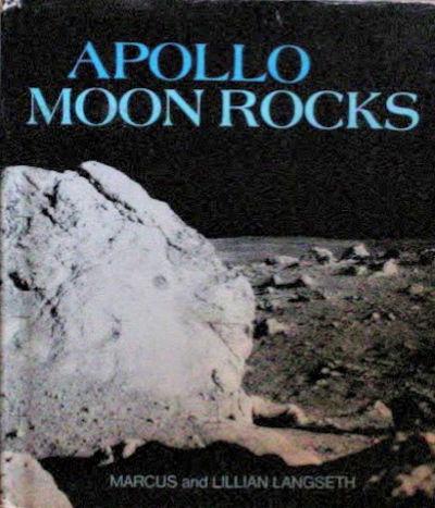 Apollo Moon Rocks by Lillian Marcus