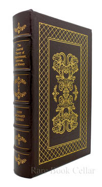 THE GENERAL THEORY OF EMPLOYMENT, INTEREST, AND MONEY Easton Press by John Maynard Keynes - First Edition; First Printing - 1995 - from Rare Book Cellar and Biblio.com