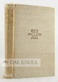 40. JAHR, DER GREIFEN ALMANACH FUR 1959. DAS