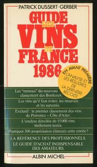 Guide des Vins de France 1986