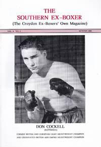 The Southern Ex-Boxer (The Croydon Ex-Boxers' Own Magazine) Autumn 2001 Vol.4 No.4
