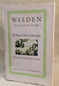 image of Walden or Life In The Woods