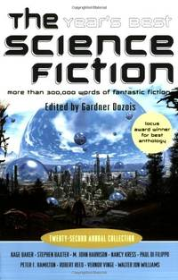 Year's Best Science Fiction 22nd (Year's Best Science Fiction (Paperback))