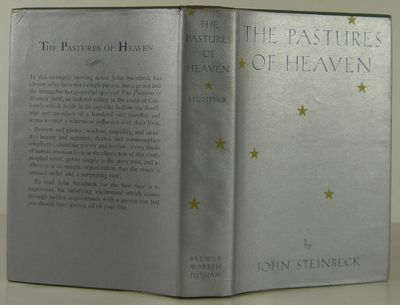 Brewer, Warren and Putnam, 1932. 1st Edition. Hardcover. Fine/Near Fine. NY, Brewer, Warren & Putnam...
