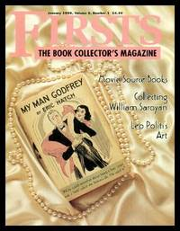 FIRSTS - The Book Collector's Magazine - Volume 8, number 1 - January 1998