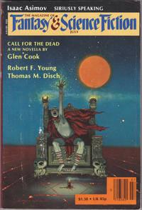 The Magazine of Fantasy & Science Fiction, July 1980 (Vol 59, No 1)