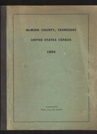 Mcminn County, Tennessee United States Census 1850