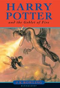 Harry Potter and the Goblet of Fire. J.K. Rowling