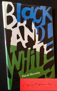 Black and White by David Macaulay - First Edition - 1990 - from Appledore Books, ABAA and Biblio.com