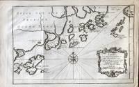 Karte von den Eylanden in Der Mundung des Flusses Canton. Nach den Wahrnehmungen der Schiffahrer...