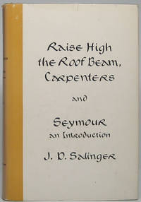 image of Raise High the Roof Beam, Carpenters and Seymour: An Introduction