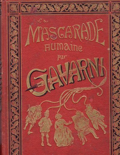 Paris: Calmann Levy, Editeur, 1881. Hardcover. Good +. Quarto. 215 pages. 7 pages of publisher adver...