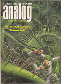 Analog Science Fiction / Science Fact, October 1966 (Volume 78, Number 2)