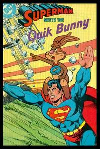 image of SUPERMAN MEETS THE QUIK BUNNY