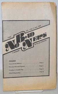 No Bad News: a newspaper for the gay community; vol. 1, #7, Dec. 1980