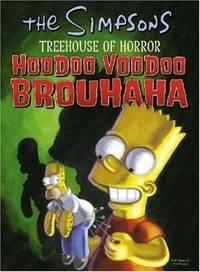 THE SIMPSONS TREEHOUSE OF HORROR - HOODOO VOODOO BROUHAHA