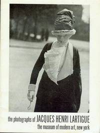 The Photographs of Jacques Henri Lartigue (The Museum of Modern Art Bulletin, Volume XXX, No. 1, 1963)
