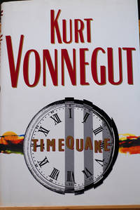 image of Timequake (Signed & Inscribed with Self-Caricature)