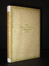 The Little Chronicle of Magdalena Bach [SIGNED]