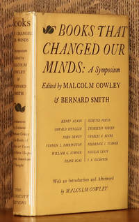BOOKS THAT CHANGED OUR MINDS by edited by Malcolm Cowley et al  - Hardcover  - 1939  - from Andre Strong Bookseller (SKU: 44805)