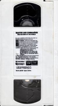 Master and Commander - The Far Side of the World [VHS]