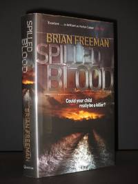 Spilled Blood [SIGNED]