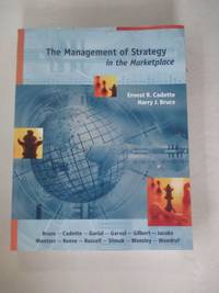 The Management of Strategy in the Marketplace