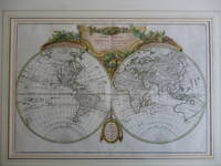 "image of "" Mappe-Monde Ou Description Du Globe Terrestre "" ."