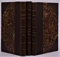 Les Baisers précédés du mois de Mai. (with) Oeuvres Melees En Vers, et En Prose (with) Lettres En Vers, et Oeuvres Melees. Three Volumes
