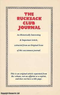 The Southern Alps of New Zealand. An original article from the Rucksack Club Journal, 1934