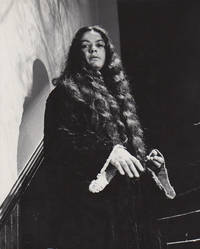 Photograph of Lenore Kandel on the set of the original Lucifer Rising by Chester Kessler (1967) by Kessler, Chester (photographer), Lenore Kandel (subject), Kenneth Anger (related) - 1967