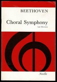image of Last Movement : For Soprano, Alto, Tenor & Bass Soli, SATB & Orchestra