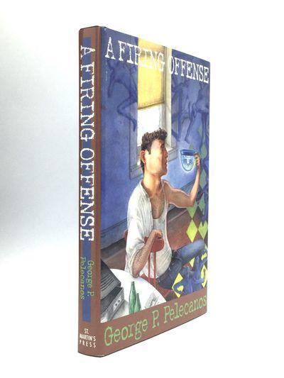New York: St. Martin's Press, 1992. First Edition. Hardcover. Fine/Fine. First edition, first printi...