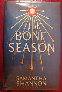 The Bone Season- Limited Edition 90/250