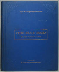 image of The Blue Book of the Furniture Trade: Twenty-Fourth Edition. July 1, 1885