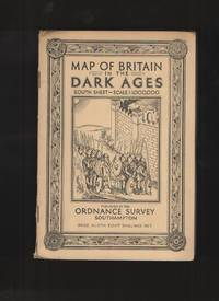 image of Map of Britain in the Dark Ages, South Sheet - scale 1 1.000.000