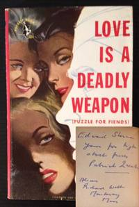 Love Is a Deadly Weapon (Puzzle for Fiends)