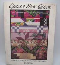 image of Quilts Sew Quick: Fast and Easy Quilts Using Large Print Fabrics